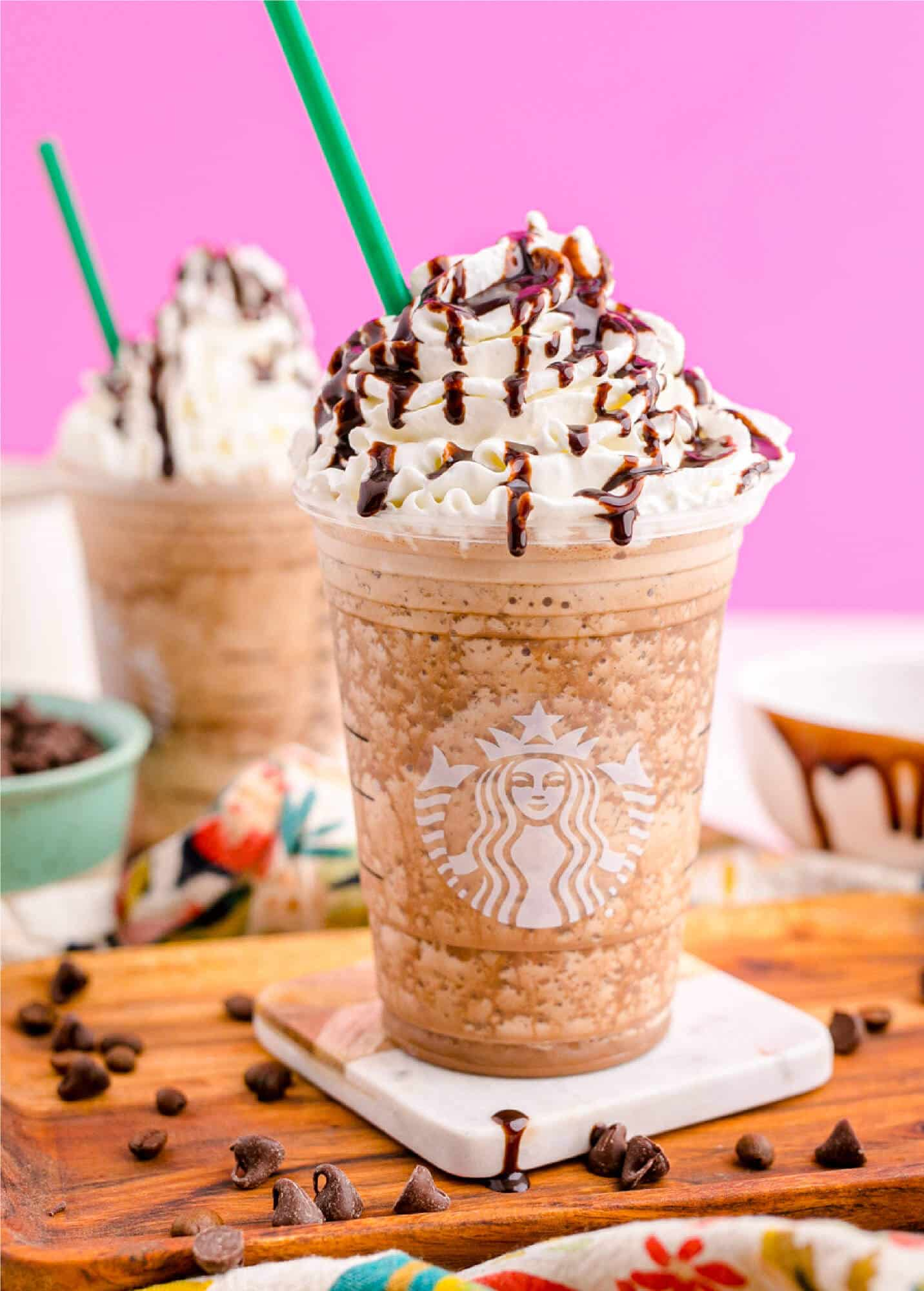 Copycat Starbucks Frap